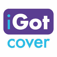 i got cover logo